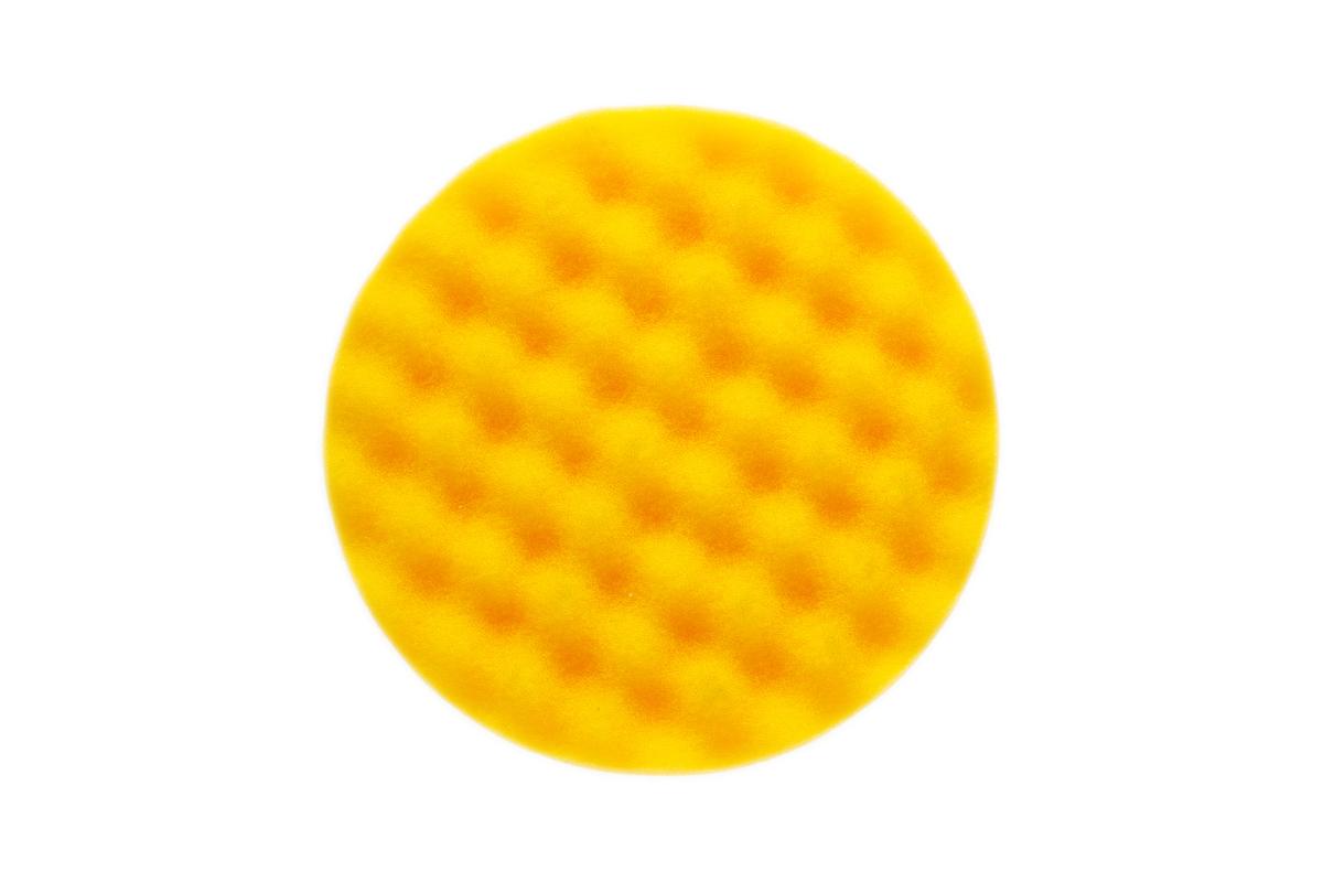 polirna pena rumena